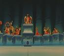 Escamas de Poseidon