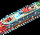 Christmas Cruise Ship