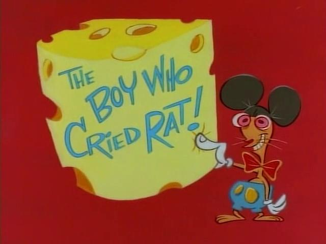 The Boy Who Cried Rat