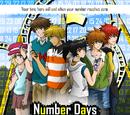 Number Days Sim Date