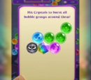 Crystals Bubble