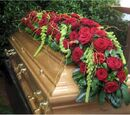 Geburt im Grab