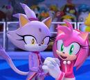Sonic the Hedgehog (Fandom)/Ships/Femslash