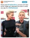 2013 Netflix S4 Premiere (arresteddev) - Portia and Ellen 01.jpg