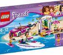 Andrea's Speedboat Transporter (41316)