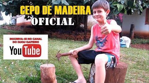 CEPO DE MADEIRA - Oficial