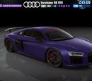 Audi R8 (Type 4S) Vorsteiner VRS