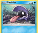 Shellder (Sol y Luna TCG)