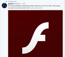 Usunięcie MSP w 2020 przez wtyczkę Adobe Flash