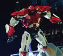 Robot Spirits Guardian Bravo (Action Figure)