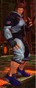 Street Fighter X Tekken Hwoarang Alternate Outfit.png