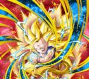 New Possibilities Super Saiyan 3 Goku (GT)