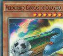 Velociroid Canicas de Calavera