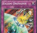 Escudo Drenador