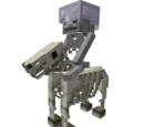 Skeleton Trap Horse