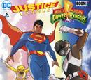 Justice League/Power Rangers Vol.1 5