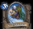 Needy Hunter