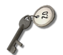 Ключ от банковского сейфа (20)