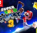 Super Mario Galaxy 3 (Version de SuperSnake43)
