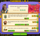 Tardiness: Fields 3 Expansion