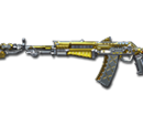 AN94-Spaceship Noble Gold