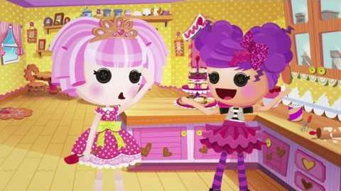 We're Lalaloopsy - Someone's else shoes