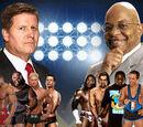 WrestleMania 28 Equipo Teddy vs. Equipo Johnny