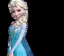 Elsa, la Reina de las Nieves