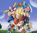 Dragon Ball: Saga Cell, Boo