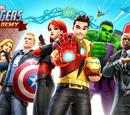 FanDubbing22/Marvel Avengers Academy si se hubiese doblado en español