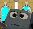 Evil toaster