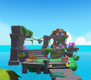 Isla de piedras de Shellbeard
