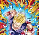 Pride of the Strongest Fighter Super Saiyan 2 Gohan (Teen)