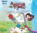 Adventure Time/Regular Show Issue 1