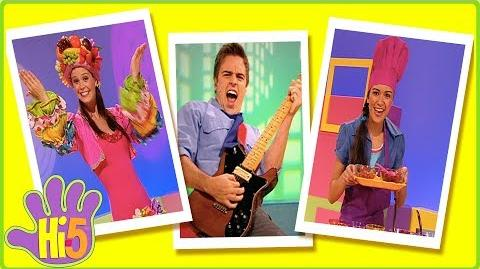 Hi-5 Series 11, Episode 18 (What will I be when I grow up)