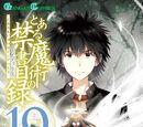 Toaru Majutsu no Index Manga Volume 19