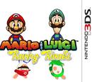 Mario & Luigi: Raving Rivals