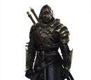 Cursed warrior 343/William