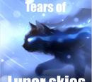 Tears of Lunar Skies