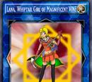 Lana, Whiptail Girl of Magnificent VINE