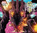 Immortal Iron Fists Vol 1 6