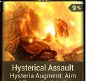 Hysterical Assault