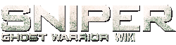 Sniper: Ghost Warrior Wiki
