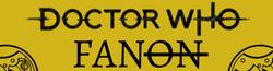 Doctor Who Fanon