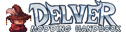 Delver Modding Handbook Wiki
