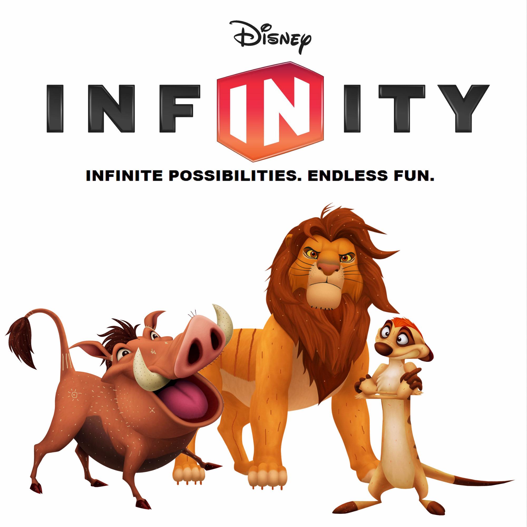 disney infinity lion king - photo #21