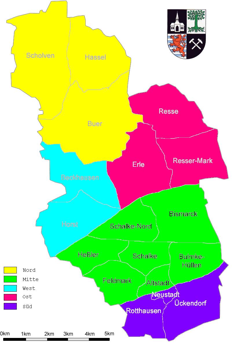 Gelsenkirchen – Gelsenkirchen Wiki