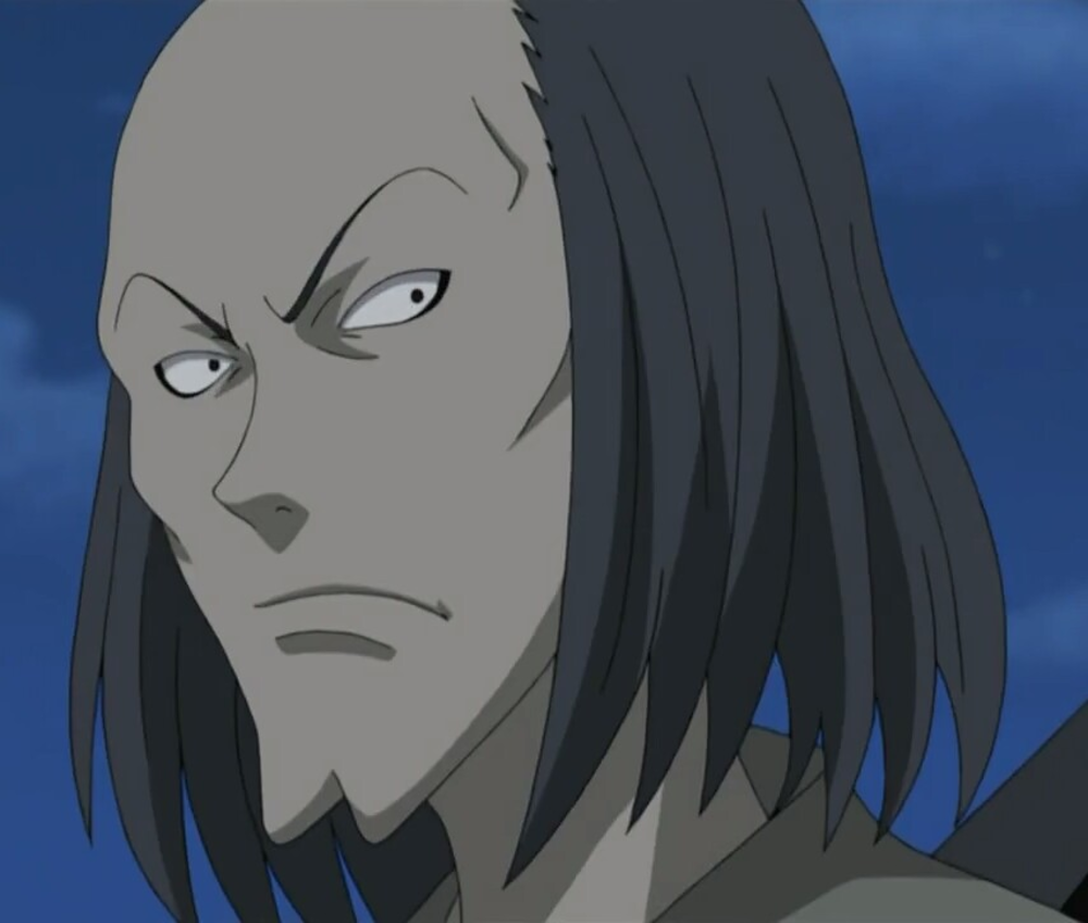 Anime In The Heart Blog: Anime Information : Naruto Character #089 Chūshin (Personal Info)