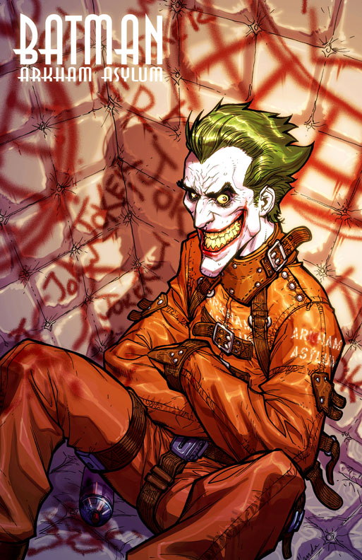 Joker (Arkhamverse) - DC Comics Database - Wikia