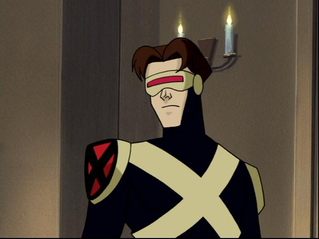 Image Gallery Of X Men Evolution Cyclops